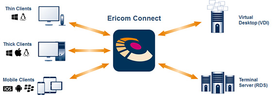 Ericom Software Products